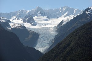 Fox Glacier. file photo / Ronald Bertram