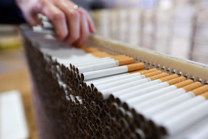 Every year about 40 per cent of smokers make a serious attempt to quit. Photo / Bloomberg