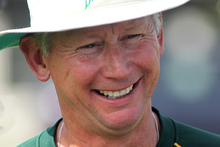Central Districts cricket coach Alan Hunt. File photo / Warren Buckland