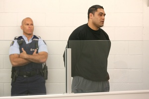 Milton Haira is accused of beating up volunteer firefighter Peter Fisher. Photo / WTA