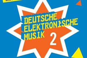 Album cover for Deutsche Elektronische Musik 2. Photo / Supplied