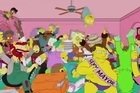 You've seen the rest, now watch the best. It's The Simpsons Harlem Shake! Courtesy: YouTube/ANIMATIONonFOX