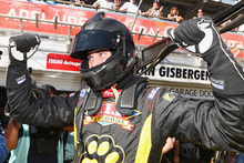 Shane van Gisbergen has become the first Kiwi to win at Adelaide in the V8 Supercars.. Photo / Getty Images.