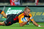 Gareth Anscombe scored 30 Fantasy points against the Cheetahs. Photo /Getty Images