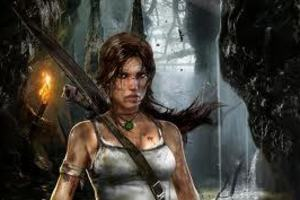 The star of Tomb Raider is so real, you feel her pain. Photo / Supplied