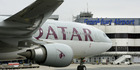 Qatar Airways started flying in 1993 and has its hub in Doha. Photo / Getty Images