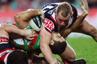 Old foes the Roosters and Rabbitohs open the 2013 NRL season on Thursday. Photo / Getty Images