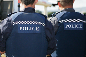 Armed police tracked down Harries to a rural address near Taupo and arrested. Photo / APN