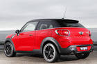 Mini Paceman. Photo / Supplied DRIVEN USE ONLY