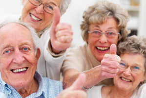 Older people who overestimate future life satisfaction have a greater risk of death or disability.Photo / Thinkstock