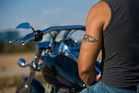 Bare skin and motorcycles don't mix - but many riders aren't getting the message. File photo / Thinkstock