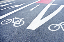 Seperate two-way lanes will make it safer for cyclists. Photo / Thinkstock