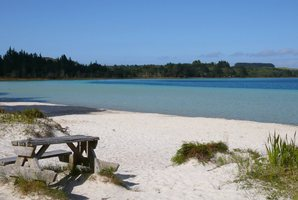 Kai Iwi Lakes in Dargaville. Photo / File photo