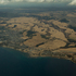 Lake Taupo and the surrounding area are being hit by drought conditions at the moment. A severe lack of rain has browned off paddocks and is affecting the farmers in the area. Photo / Sarah Ivey