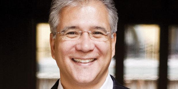 Cisco vice-president Carlos Dominquez.