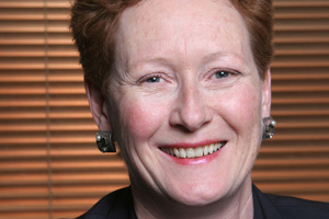 Mary Quin, the new chief executive of Callaghan Innovation. Photo / Supplied