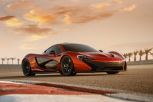  McLaren P1 is designed for road and track, but only if the owner is brave enough.Pictures / Supplied