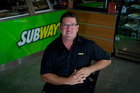 North Island development manager Mark Hawes says NZ is capable of at least 400 stores. Photo / Sarah Ivey