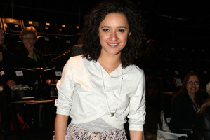Keisha Castle-Hughes will feature in The Pa Boys. Photo / Getty Images