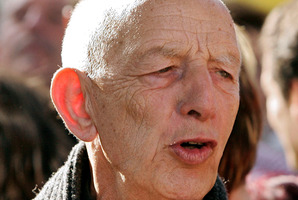 Father Alec Reid has revealed that IRA gunmen threatened to kill him. Photo / AP