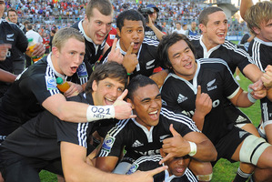 The 2011 world champion under-20s could produce up to 10 All Blacks. Photo / Getty Images