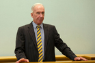 Banbrook had earlier pleaded guilty to signing a company prospectus that included untrue statements. Photo / Brett Phibbs