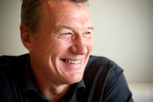 Sir John Kirwan says he doesn't want to become boring about depression but feels an obligation to help others suffering. Photo / Greg Bowker