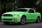 2013 Ford Mustang.