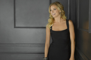 Emily VanCamp is looking forward to investigating the complexity of the character she plays. Photo / Supplied