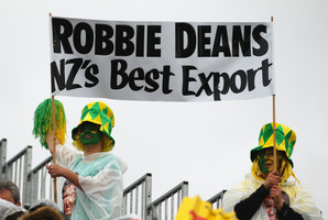 Sign of the times in Aussie-NZ relationship. Photo / Getty Images