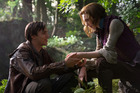 Nicholas Hoult and Eleanor Tomlinson star in 'Jack the Giant Slayer'. Photo / Supplied