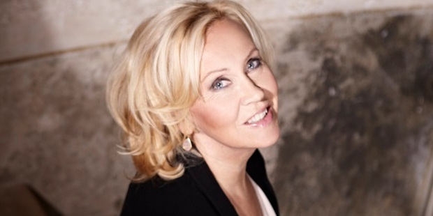 Agnetha Faltskog sings a duet with Gary Barlow on her latest album. Photo / Supplied