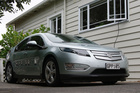 Holden Volt Photo / David Linklater