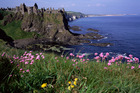 Dunluce Castle, Causeway Coastal Route, Ireland. Photo / Supplied