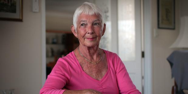 Maureen Campbell-White. Photo / Doug Sherring