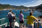 You'll be cruising on the Interislander - and still stopping off at Picton.  Photo / Mark Mitchell