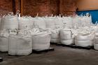 Australia's largest recorded Ice seizure The Joint Organised Crime Group (JOCG) has seized 585 kilograms of methamphetamine (Ice). Photo / AFP