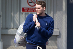 Daniel McGannan will be sentenced next month on a cocaine-supply charge. Photo / Sarah Ivey