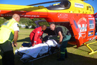Auckland Council funding for the Westpac rescue helicopter service has been slashed to $900,000. Photo / Anna Leask