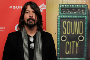 Dave Grohl. Photo / Supplied