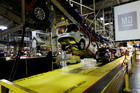 General Motors has had a run of profits since its bailout. Photo / AP 