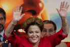 PM John Key said he also wanted to get Ms Rousseff's views on Brazil's economy. Photo / AP