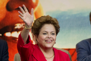Inaugurated in 2011, Rousseff is a formidable and fascinating woman, often dubbed Latin America's Iron Lady. Photo / AP