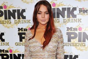 Lindsay Lohan Photo / AP