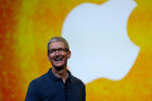 Apple CEO Tim Cook. Photo / AP