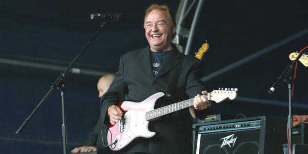Gerry Marsden from Gerry and the Pacemakers. Photo / Supplied