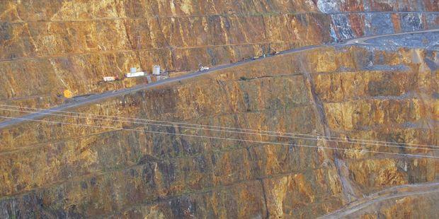 Newmont Gold Mine. Photo / Supplied