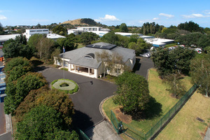 Wrigley head office at 45 Banks Road, Mt Wellington is for sale by tender. Photo / Supplied