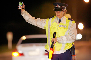 A drink-driver who is either found guilty or pleads guilty can apply for a discharge without conviction.  Photo / Greg Bowker