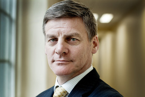 Bill English.  Photo / David White